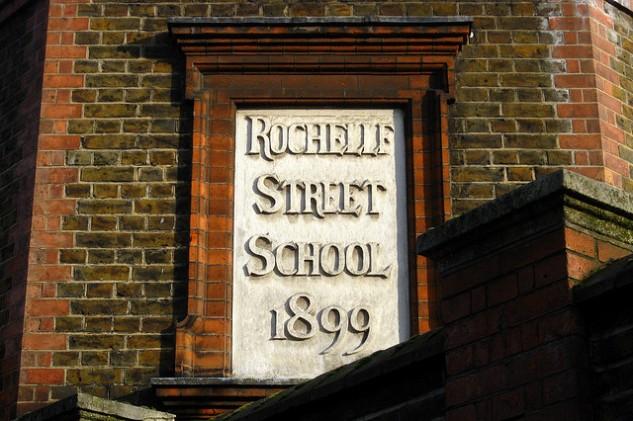 Rochelle School 1899