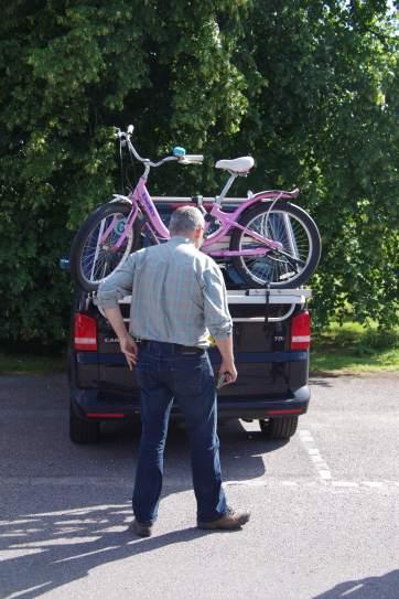 One man & his bike