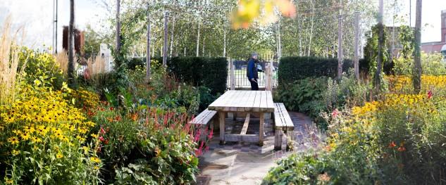 BCA Landscape Rotunda - Mid October 2015