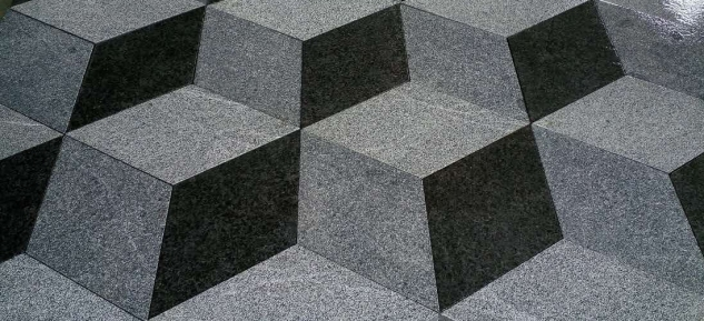 Paving Sample Area in production